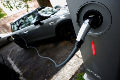 The electric vehicle boom is pay-dirt for factory machinery makers